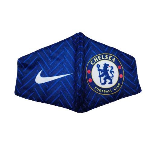 face masks chelsea blu 2020-21