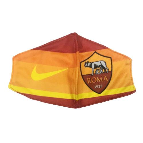 face masks roma giallo 2020-21
