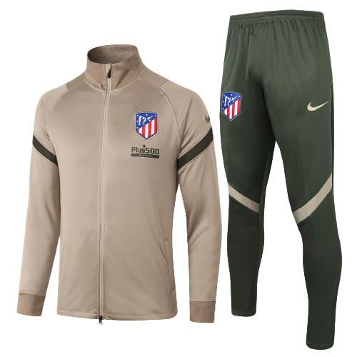 giacca atletico de madrid marrone 2020-21